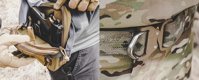 Elite Survival Systems Belt Gunpack Backpack Review