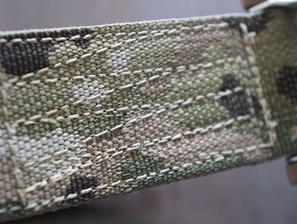 Elite Survival Systems Cobra Riggers Belt Durable Stiching Details