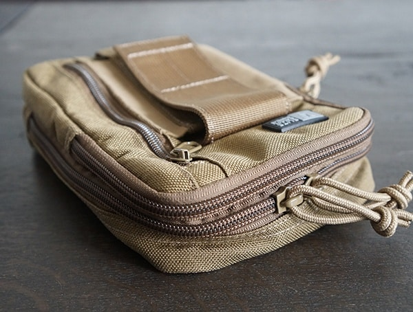 Elite Survival Systems Coyote Brown Libery Gun Pack Side