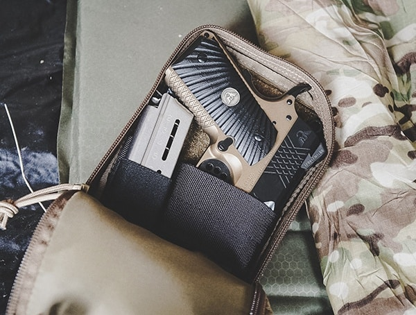 Elite Survival Systems Liberty Gunpack Field Testing