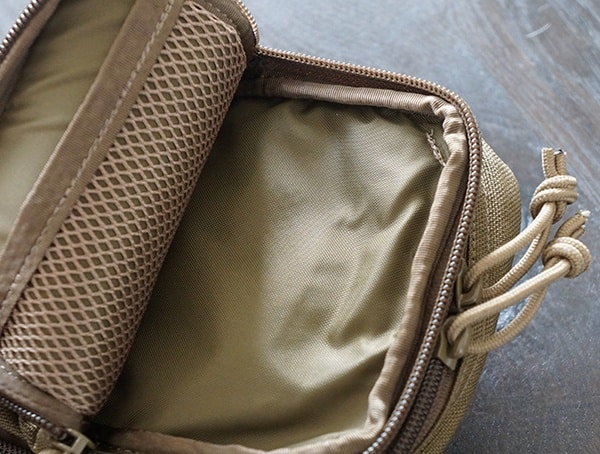 Elite Survival Systems Libery Gun Pack Compartment With Mesh Pocket