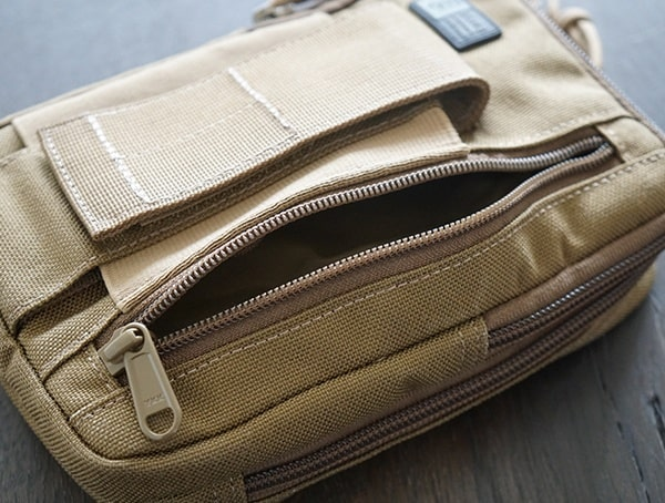 Elite Survival Systems Libery Gun Pack Quick Side Exterior Zippered Pocket