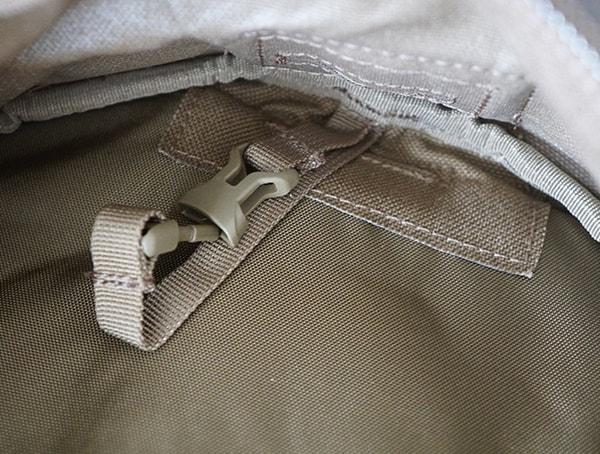 Elite Survival Systems Pulse 24 Hour Backpack Internal Hanger For Hydration