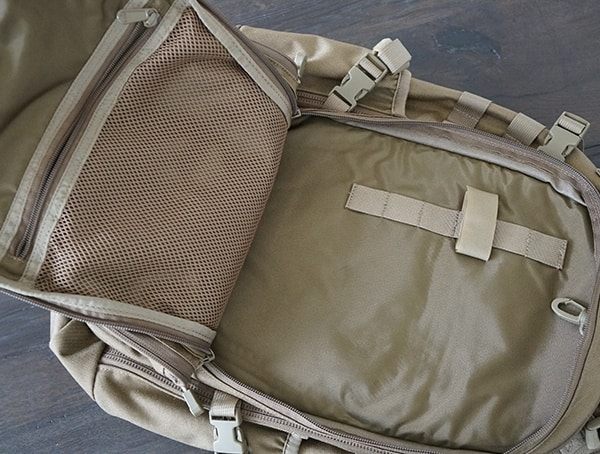Elite Survival Systems Pulse 24 Hour Backpack Primary Interior Attachement Point