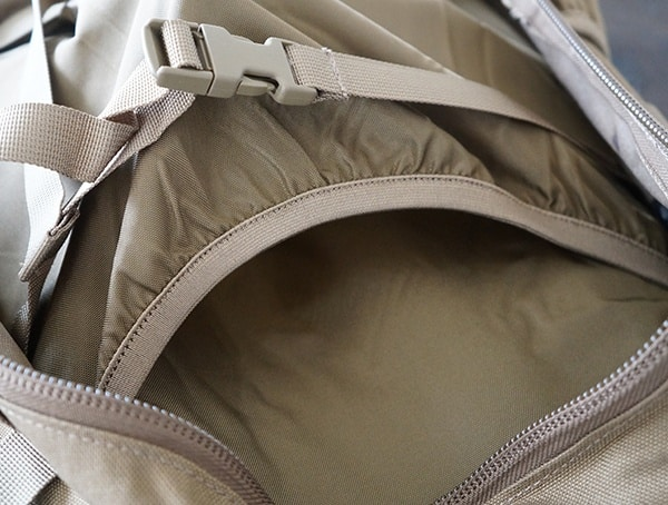 Elite Survival Systems Pulse 24 Hour Tactical Backpack Strech Pocket
