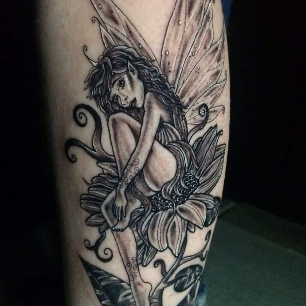 Emily Inked Fairy Tattoo