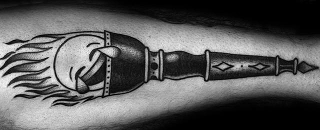 30 Emoji Tattoo Designs For Men Emoticon Ink Ideas