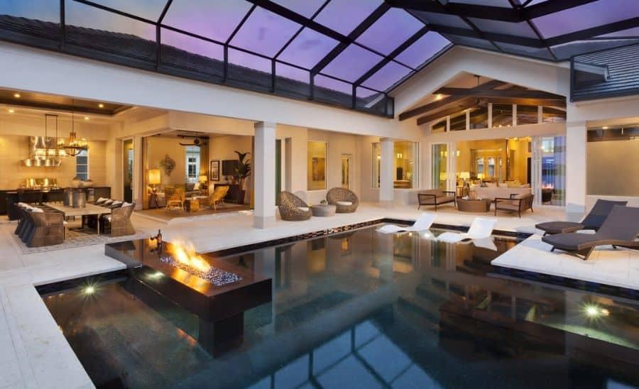 Enclosed Pool Lanai Room Ideas Jcannonhomes