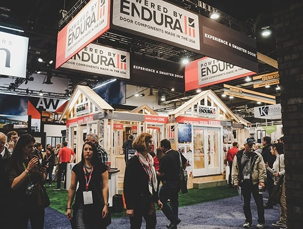 Endura Door Components Made In The Usa 2019 Nahb Show
