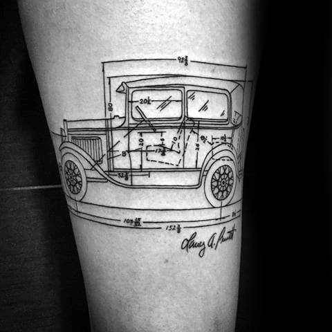 Engineering Guys Tattoo Ideas