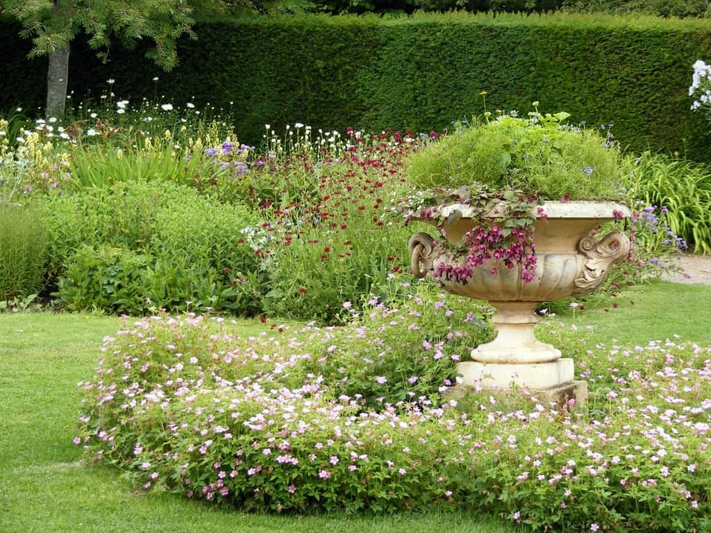 english garden flower garden ideas 3
