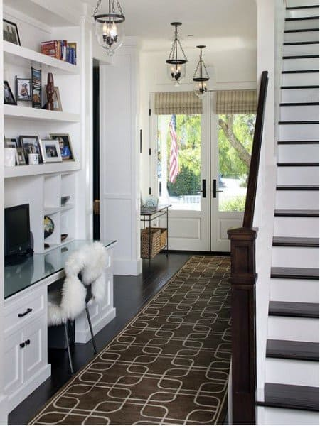 Entrance Foyer Decorating Idea
