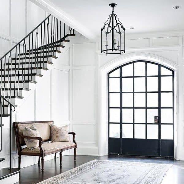 Entrance Foyer Floor Design