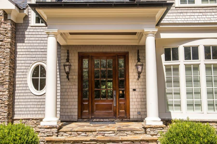 Entrance Porch Ideas 8