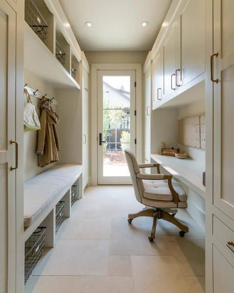 Entry Room Design: Secondary Entryway Designs