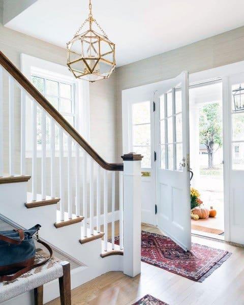 Entryway Staircase Ideas