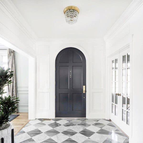 Entryway Tile Interior Design