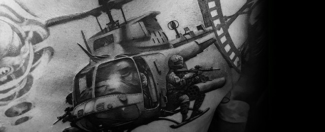Epic Tattoo Designs For Men