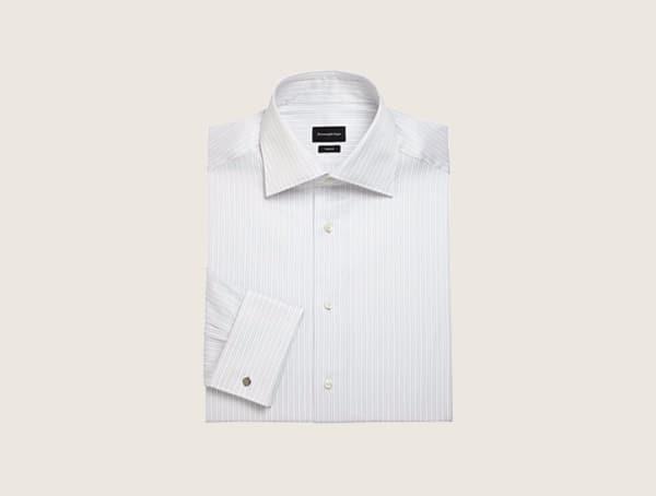 Ermenegildo Zegna Best Brands For Mens Formal Dress Shirts