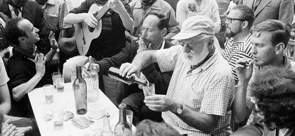 Ernest Hemingway Martini
