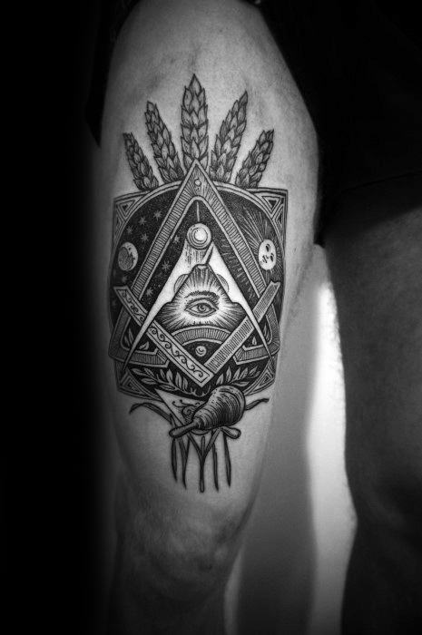 Esoteric Guys Tattoos