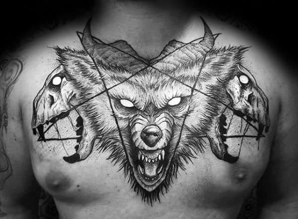 Esoteric Mens Tattoo Designs