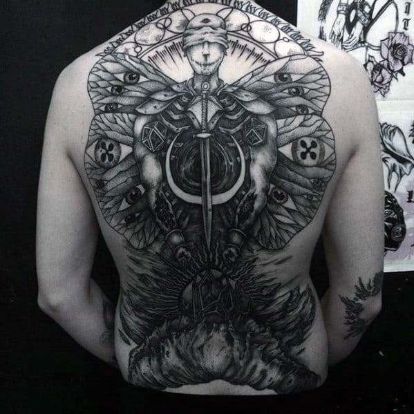 Esoteric Tattoo Ideas For Males
