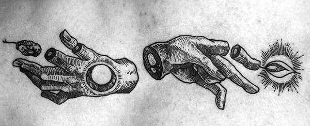 Esoteric Tattoos For Men