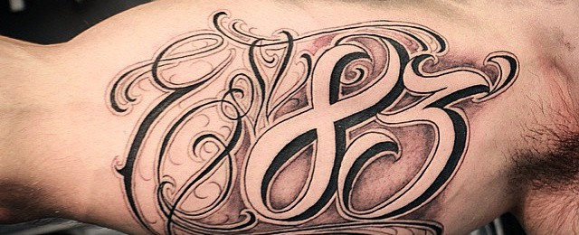 Est Tattoo Designs For Men