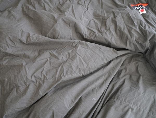 European White Duck Down Takibi Kake Futon Down Blanket For Camping