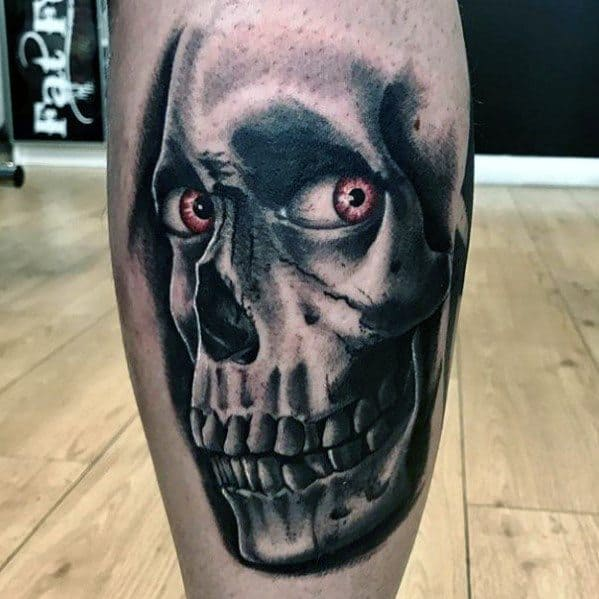 Evil Dead Guys Tattoo Designs