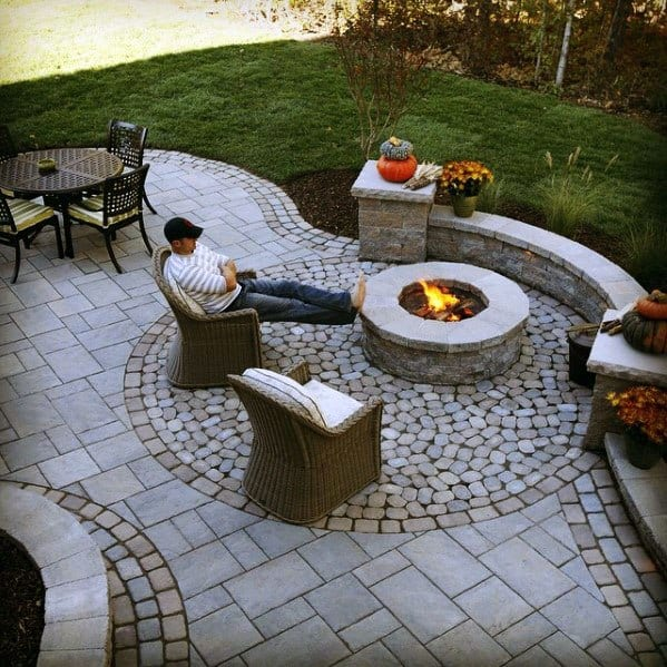 Top 60 Best Paver Patio Ideas - Backyard Dreamscape Designs Backyard Patios Ideas on backyard gazebo ideas, backyard pool ideas, backyard construction ideas, backyard fence ideas, backyard furniture ideas, backyard seating ideas, retaining wall ideas, small backyard ideas, garage ideas, driveway ideas, backyard sunroom ideas, backyard hot tub ideas, backyard landscape ideas, fireplace ideas, backyard pergola ideas, inexpensive backyard ideas, backyard courtyard ideas, backyard shed ideas, backyard concrete ideas, deck ideas,