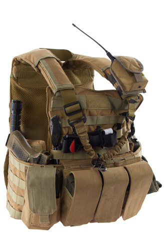 Excellent Elite Spanker Coyote Brown Tactical Dog Harness
