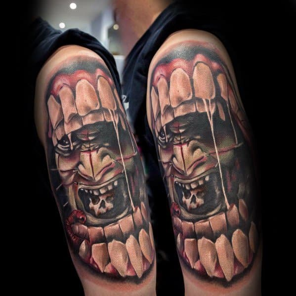 Excellent Guys Hellraiser Tattoos
