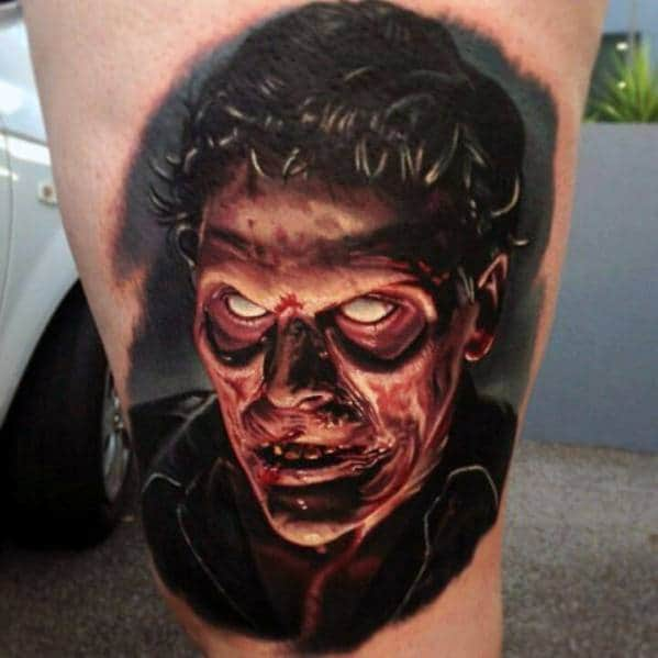 Excellent Guys Horror Movie Tattoos