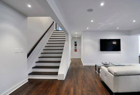 Excellent Interior Ideas Basement Staircase