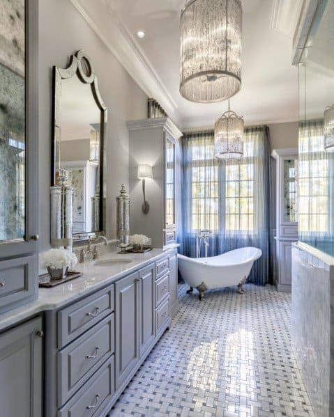 Bathroom Light Fixtures Ideas