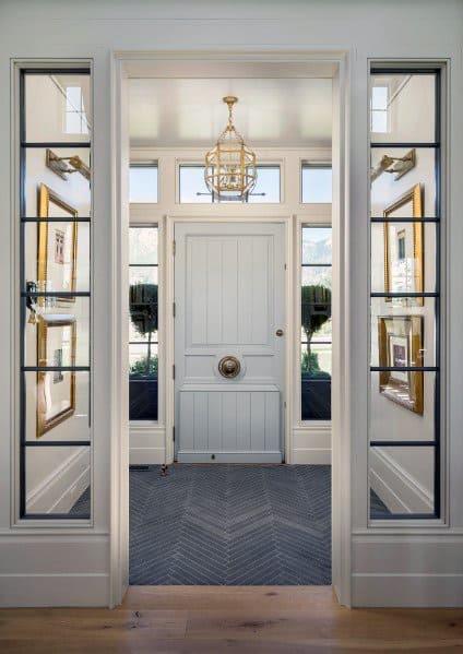 Excellent Interior Ideas Entryway Tile