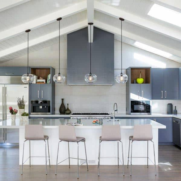 Excellent Interior Ideas Grey Kitchen