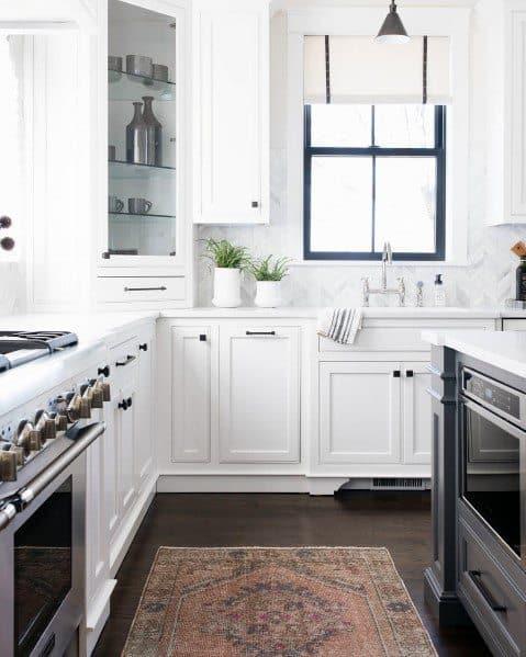 Excellent Interior Ideas Kitchen Flooring Hardwood