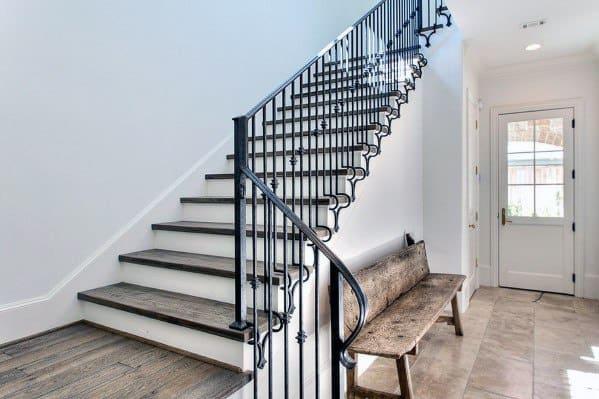 Excellent Interior Ideas Stair Trim