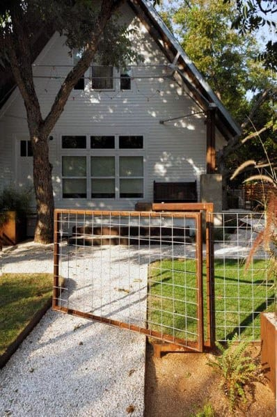 Excellent Modern Steel Ideas Dog Fence