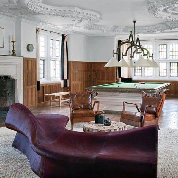 Exceptional Billiards Room Ideas
