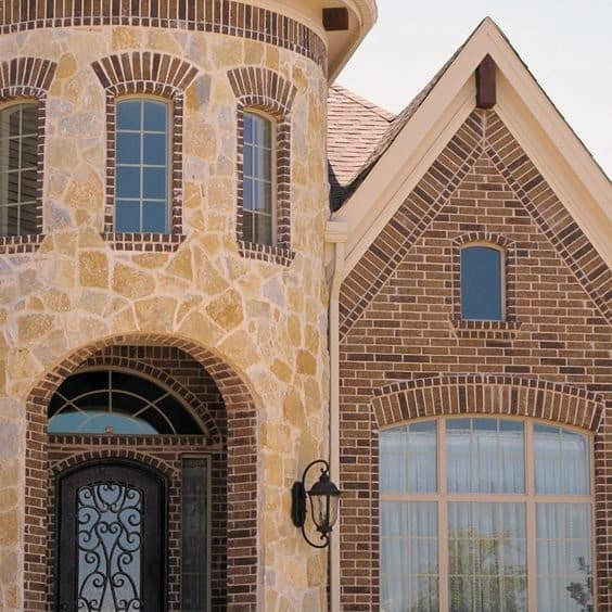 Exceptional Brick And Stone Exterior Ideas