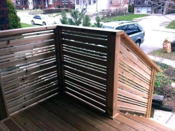 Exceptional Deck Railing Ideas
