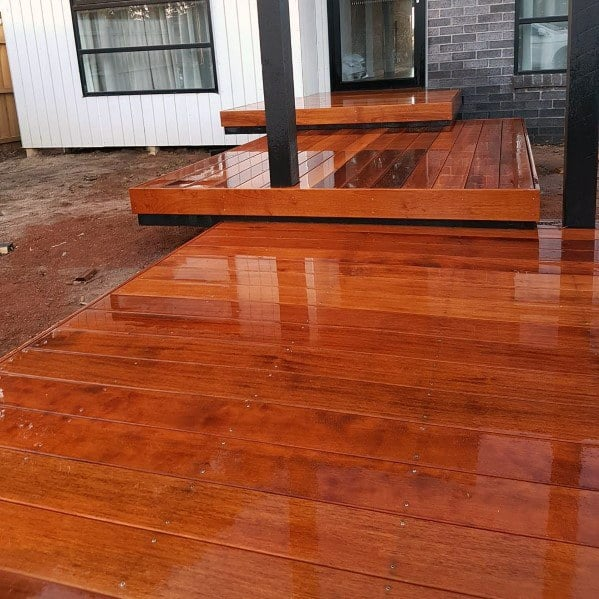 Exceptional Floating Deck Ideas Walkway