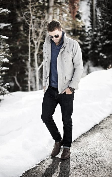 Exceptional Guys Styles With Winter Outfits