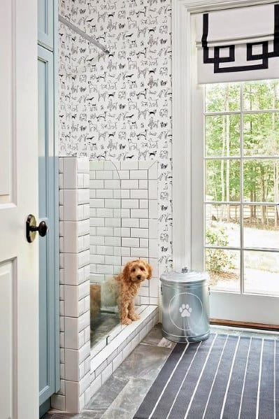 Exceptional Home Dog Wash Station Ideas