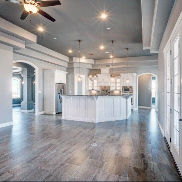 Top 50 Best Trey Ceiling Ideas - Overhead Interior Designs