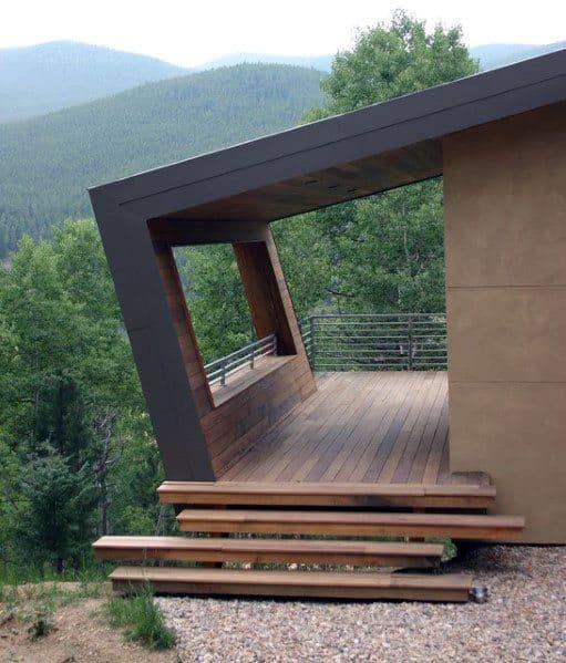 Exceptional Modern Deck Ideas